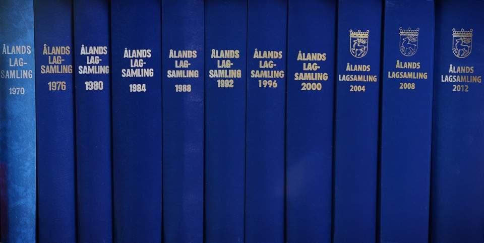 Åländsk lagsamling