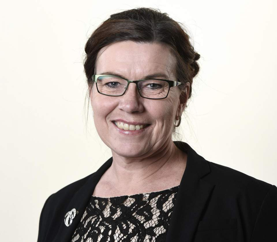 Ledamot Britt Lundberg