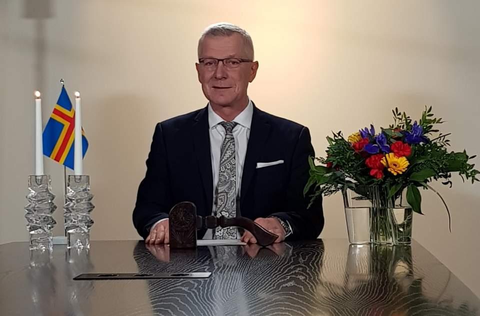 Talman Roger Nordlunds nyårstal 2020
