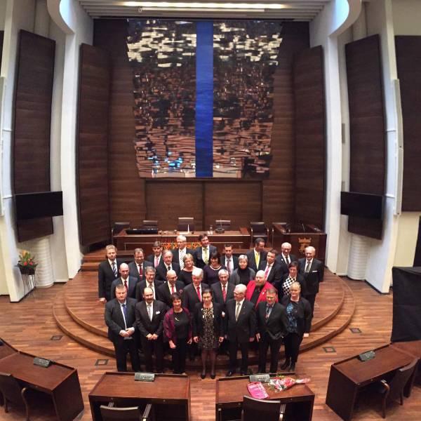 Lagtingets högtidliga avslutning