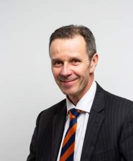 Vice ordförande Anders Eriksson