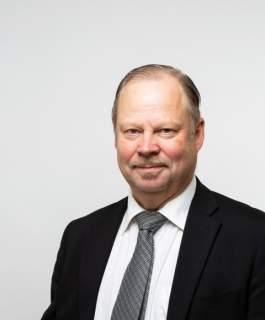 Ordförande Rainer Juslin