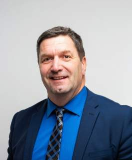 Vice ordförande John Holmberg
