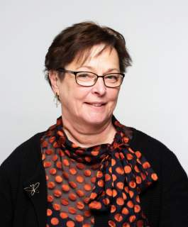 Medlem Gyrid Högman