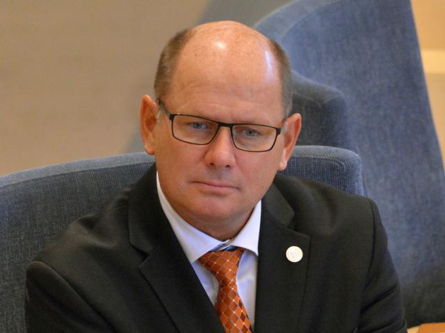 Sveriges riksdags talman Urban Ahlin