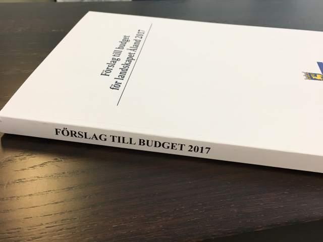 Budgetförslag 2016