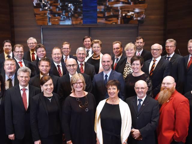 Lagtinget 2 november 2015