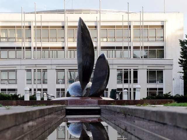 Bild på lagtingshuset