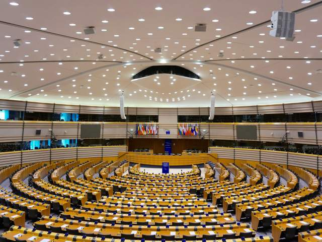 Parlamentet i Bryssel